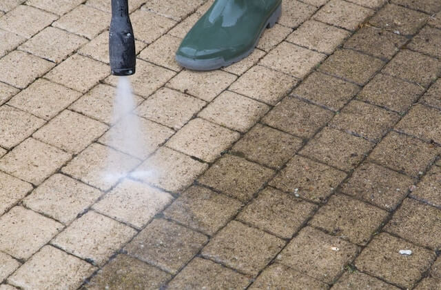 somerville patio cleaning