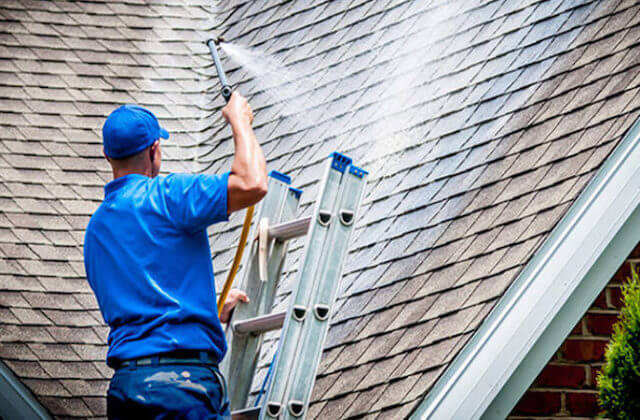 somerville roof cleaning