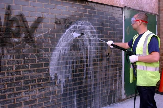graffiti removal in somerville